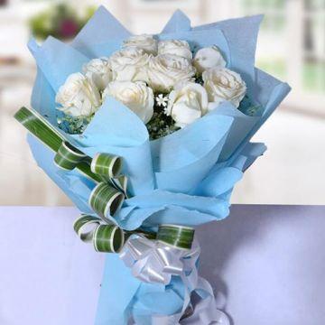 Elegant White