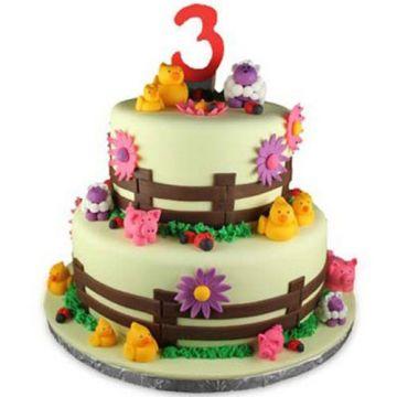 Kidzee Cake