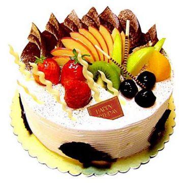 Fresh Fruity cake