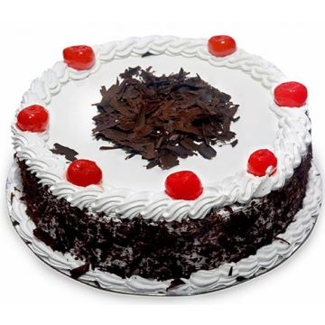 1/2 kg Black forest cake