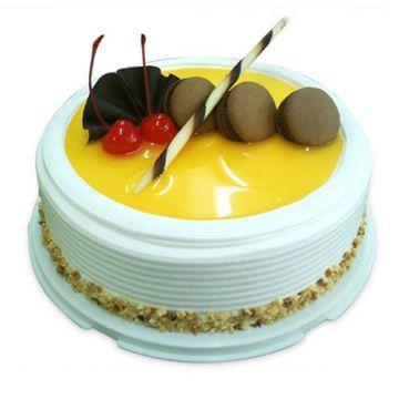 Mango Treat Cake