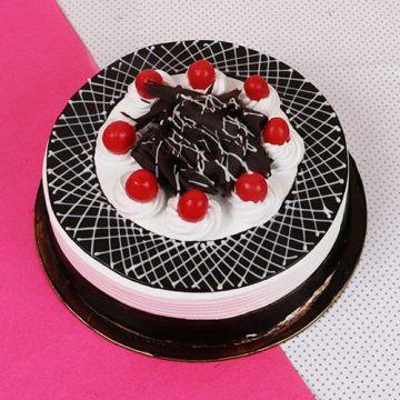 Premium Black Forest Cake