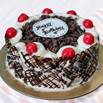 Special Treatment of Black forest