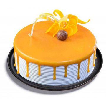 Mango Guru Cake