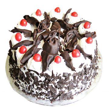 Mellowness Blackforest Cake