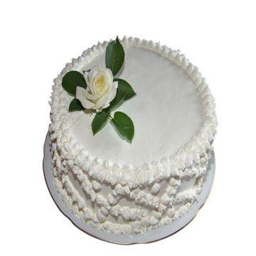 Vanilla Soothing Taste Cake