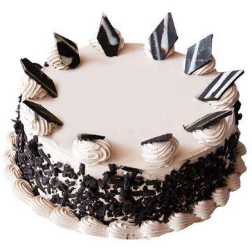 Appetizing Blackforest Cake