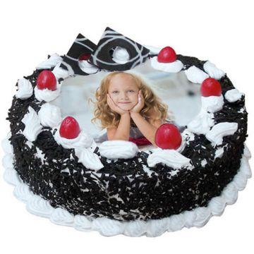 Blackforest Special Photo Cake