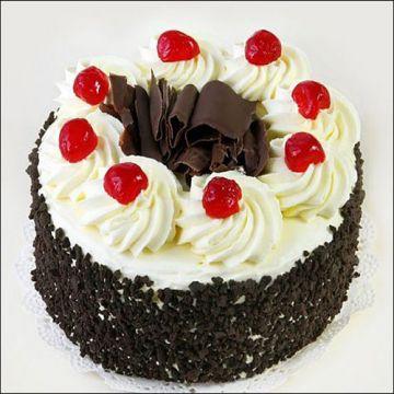Creamy Blackforest Cake