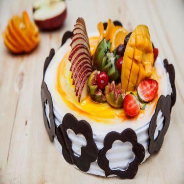 Lovable Fruit Cake