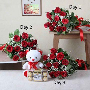 3 Days Gifting Theme
