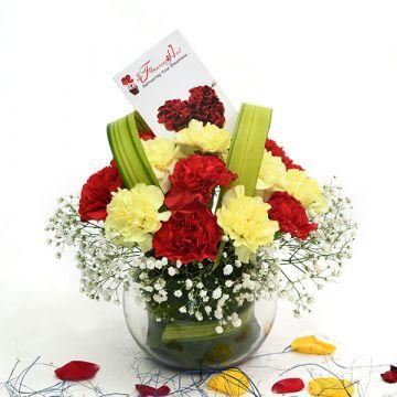 Fishy Carnations