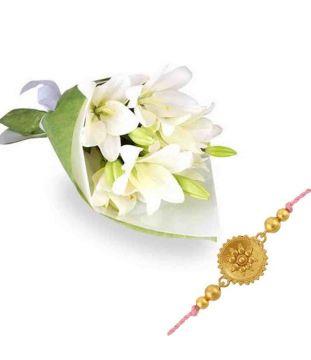 Decent Rakhi Gift