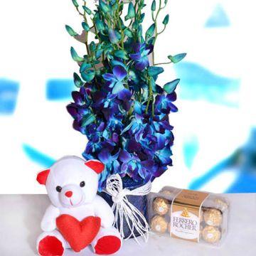 Heavenly Blue Combo