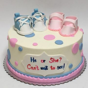 He or She Cake
