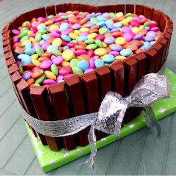 Hearty Kitkat Gems