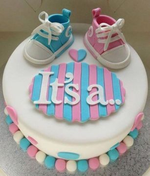 It's a baby Cake