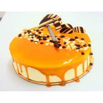 Mango licious cake