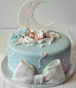 New Born Moon Cake