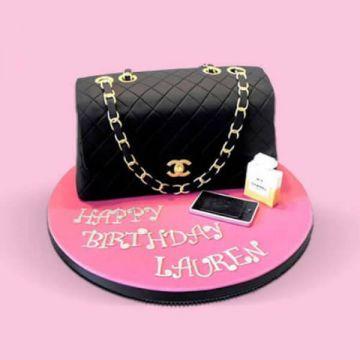 Special Purse Cake