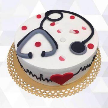 Stetho Lifeline Cake