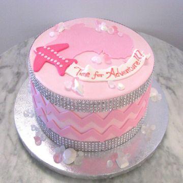 Take a Tour Cake