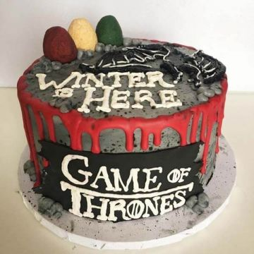 The GOT Cake