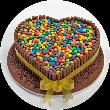 Heartshape Cakes