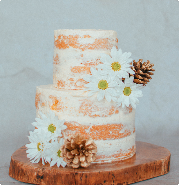 Multi-tier Cake